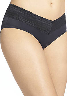 Warner's® No Pinching - No Problems Lace Hipster - 5609J