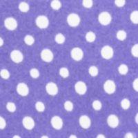 Women's Hipster Panties: Purple Splash Dot Warner's No Pinching. No Problems. Lace Hipster - 5609J