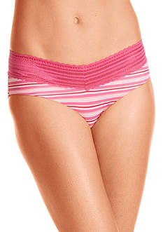 Warner's No Pinching. No Problems. Lace Hipster - 5609J