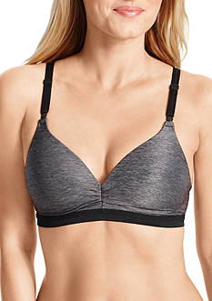 Warner's Play It Cool Wire-Free with Lift Bra