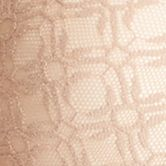 Plus Size Lingerie: Hard To Find Sizes: Toasted Almond Warner's Just You Wire-Free 2-Ply with Lace Bra - RP3691A