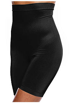 Maidenform Control It Shiny Hi-waist Thigh Slimmer - 12433
