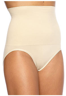 Maidenform Slim-Waisters Hi Waist Brief - 12553