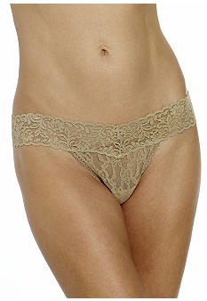 Maidenform® One Size Fits All Regular Rise Thong - 40118