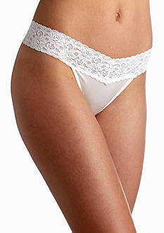 Maidenform Dream with Lace Thong - 40156