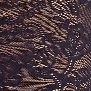Maidenform® Women Sale: Black Maidenform Smooth Lace With Wide Waist Boy Short - 40872
