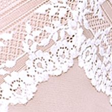 Wacoal Women Sale: White Wacoal Embrace Lace Chemise - 814191