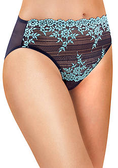 Wacoal Embrace Lace High Cut Brief - 841191