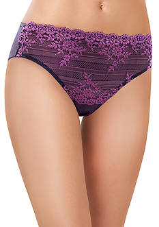 Wacoal Embrace Lace Hi-Cut Brief - 841191