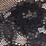 Designer Bras: Black Wacoal Insider Underwire Bra - 851212