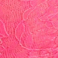 Womens Lingerie: Sexy Lingerie: Raspberry Wacoal Retro Chic Full Figure Underwire Bra - 855186