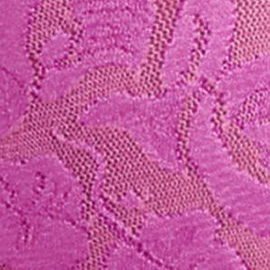 Plus Size Lingerie: Brief: Wild Aster Wacoal Awareness Hi-Cut Brief - 871101