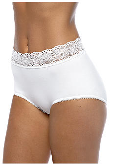 Wacoal Cotton Suede Brief - 87535