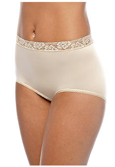Wacoal Body Suede Brief - 89366