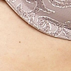Women: Full Figure Sale: Warm Steel Playtex Secrets Side Smoothing Embroidered Underwire Bra - 4513