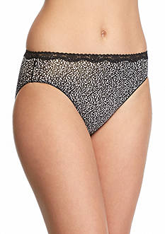Jockey No Panty Line Promise Lace Trim Bikini - 1386