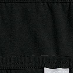 Boxer Briefs for Women: Black Jockey Elance 3 Pack Brief Queen Size - 1486