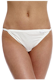 Jockey 3 Pack Elance String Bikini - 1586