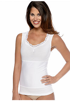 Jockey High Back Scoop Neck Tank - 4017