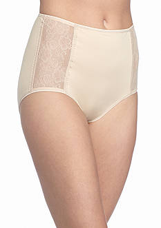 Jockey Slimmers Side Lace Brief - 4192