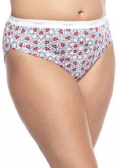 Jockey 3 Pack Classic French Cut Brief Queen Size