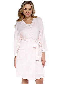 Carole Hochman Coastal Gem Short Robe