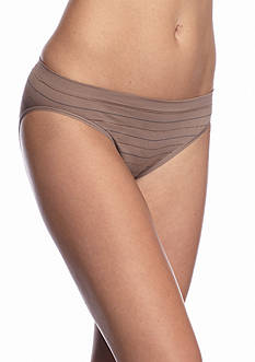 New Directions Intimates Seamless Hi Cut Brief - 12P018