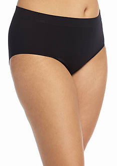 New Directions Intimates Plus Size Seamless Hipster - 19P41X