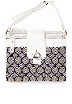 Nine West 9 Jacquard Crossbody