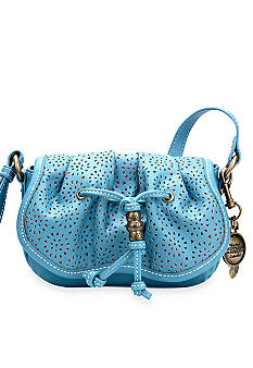 Nine West Vintage America Collection: Hippie Chick Mini Drawstring Crossbody