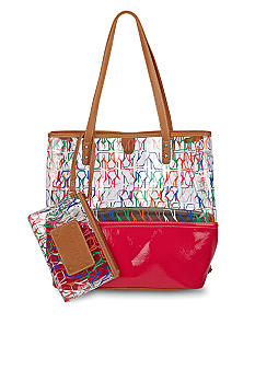Nine West Can't Stop Shopper Large Tote