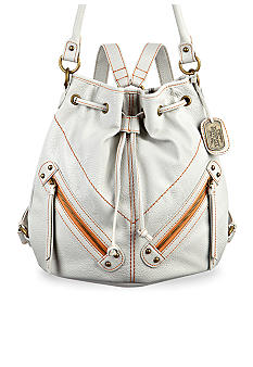 Nine West Vintage America Collection: Braided Convertible Backpack