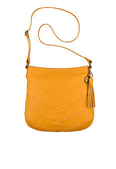 Nine West Vintage America Collection: Sun Block Medium Top Zip Crossbody