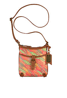 Nine West Vintage America Collection: Design Studio Small Top Zip Crossbody