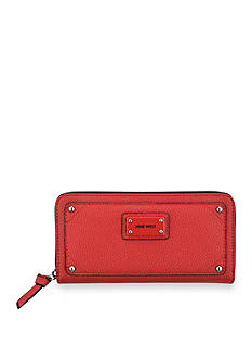 Nine West Table Treasures Zip Around Wallet