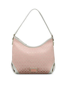 Nine West Mini 9's Sateen Jacquard Small Hobo