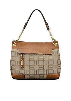 Nine West Mini Vegas Signs Medium Shoulder Bag
