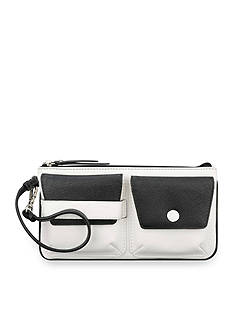 Nine West Pop Pocket Wristlet