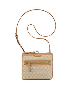 Nine West 9 Jacquard Large Crossbody