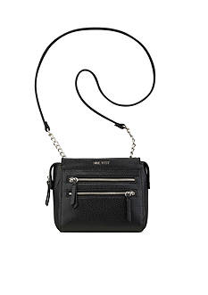 Nine West Zip Zip Crossbody