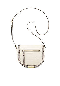 Nine West Dima Saddle Bag Crossbody
