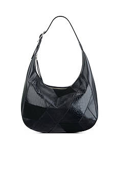 Nine West Patchworks Hobo Bag
