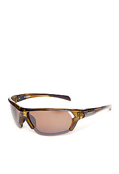 Columbia Plastic Rectangle Wrap Sunglasses