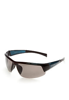 Columbia™ Plastic Rectangle Wrap Sunglasses