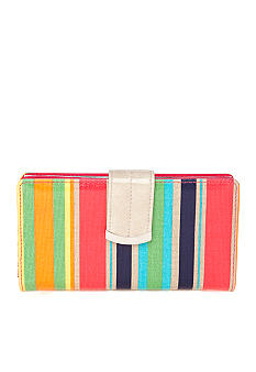 New Directions Pretty Prints Suburban Clutch