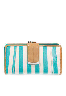 New Directions St. Tropez Stripe Suburban Clutch