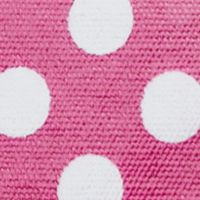 Wallets: Pink New Directions Dots Filemaster With Safekeeper