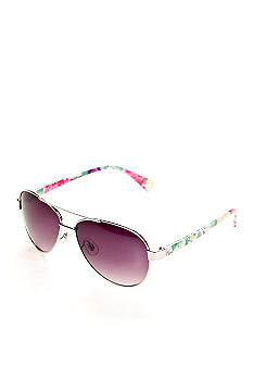New Directions Aviator Sunglasses