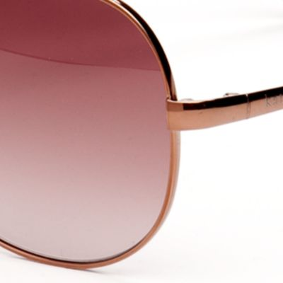 Womens Sunglasses: Brown kate spade new york Avaline Sunglasses