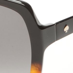 Fashion Sunglasses: Brown/Tortoise kate spade new york Darilynn Sunglasses